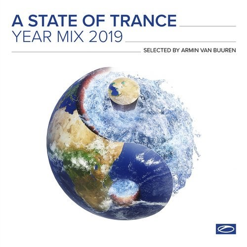 Cover for Armin Van Buuren - A State Of Trance - Year Mix 2019 - 2019