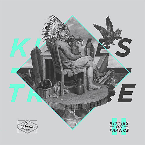 Cover for Bastian Bux - Kitties On Trance 2 - 2017
