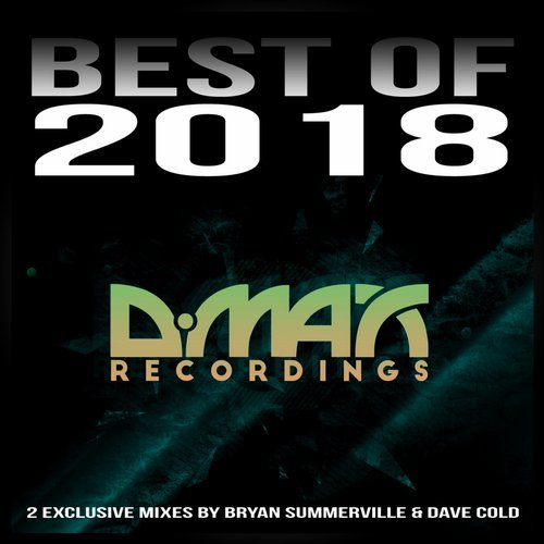 Cover for Bryan Summerville & Dave Cold - D.MAX Recordings - Best Of 2018 - 2019