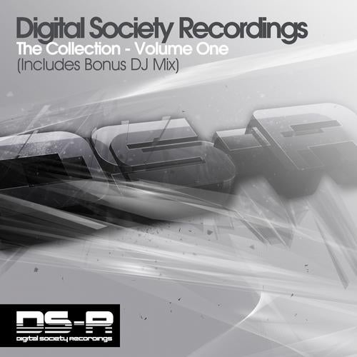 Cover for Digital Society Recordings - The Collection Vol. 1 - 2013