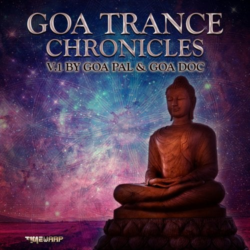 Cover for Goa Pal & Goa Doc - Goa Trance Chronicles v.1 - 2019
