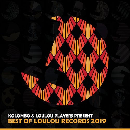 Cover for Kolombo & LouLou Players - Best Of Loulou Records 2019 - 2019