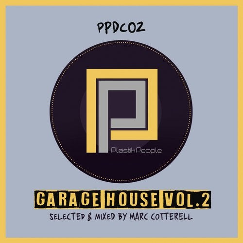 Cover for Marc Cotterell - Garage House Vol. 2 - 2018