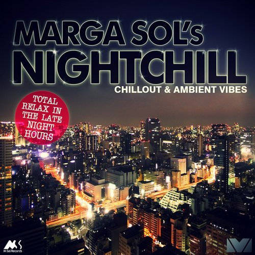 Cover for Marga Sol - Nightchill (DJ Mix By Zelonka) - 2010
