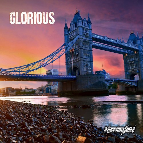 Cover for Nicholson - Glorious - 2019
